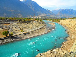 River Gilgit and the Gilgit City.jpg