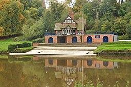 River Severn at Shrewsbury (7245)