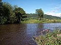 River Usk, where it is joined by the Grwyne Fawr - geograph.org.uk - 924874.jpg
