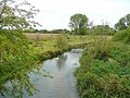 River Windrush at New Bridge 1 - geograph.org.uk - 1515251.jpg