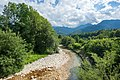 River near lake Bohinj (32393930958).jpg