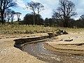 River sculpted beach near Barnbougle - geograph.org.uk - 768837.jpg
