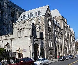Claremont Avenue Avenue in Manhattan, New York
