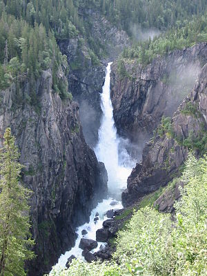 Rjukanfossen Wikipedia