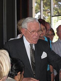 Robert Schuller American television evangelist