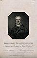 Robert John Thornton. Stipple engraving by B. Thomson, 1808, Wellcome V0005823ER.jpg