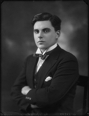 Robert Boothby, Baron Boothby - Boothby in 1924