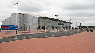 Doncaster Sheffield Airport - Image: Robin Hood Airport (3 of 7) geograph.org.uk 449841