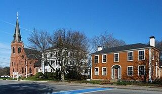 Rockland, Massachusetts Town in Massachusetts, United States