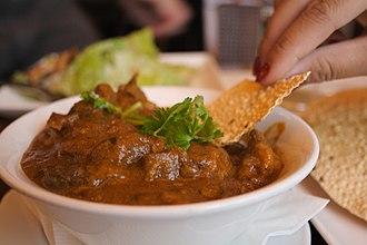 Kashmiri cuisine - Rogan josh