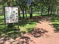 Roger Williams National Memorial informational sign, Providence Rhode Island.jpg