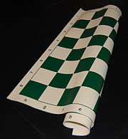 Rollup chessboard