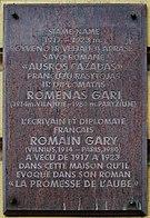 Romain Gary -  Bild