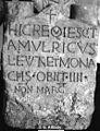Roman Inscription in Trier, Rhein. Landesmus., Germany (EDH - F006475).jpeg