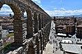 Roman aqueduct, Segovia, 1st century CE (14) (28850492023).jpg