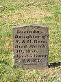 Rose (Lucinda), Brush Creek Cemetery, 2015-10-26, 01.jpg