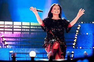 Russian pop - Sofia Rotaru, 1970s-80s pop star