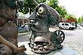 Rotenburg (Wümme) - Große Straße - Parodie auf Paar-oh-die 06 ies.jpg