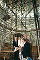 Rotunda Apotheosis restoration August 1987 (16004396836).jpg