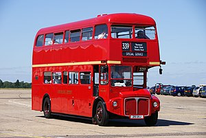 Routemaster RML899 (215 UXJ), 2010 North Weald bus rally.jpg