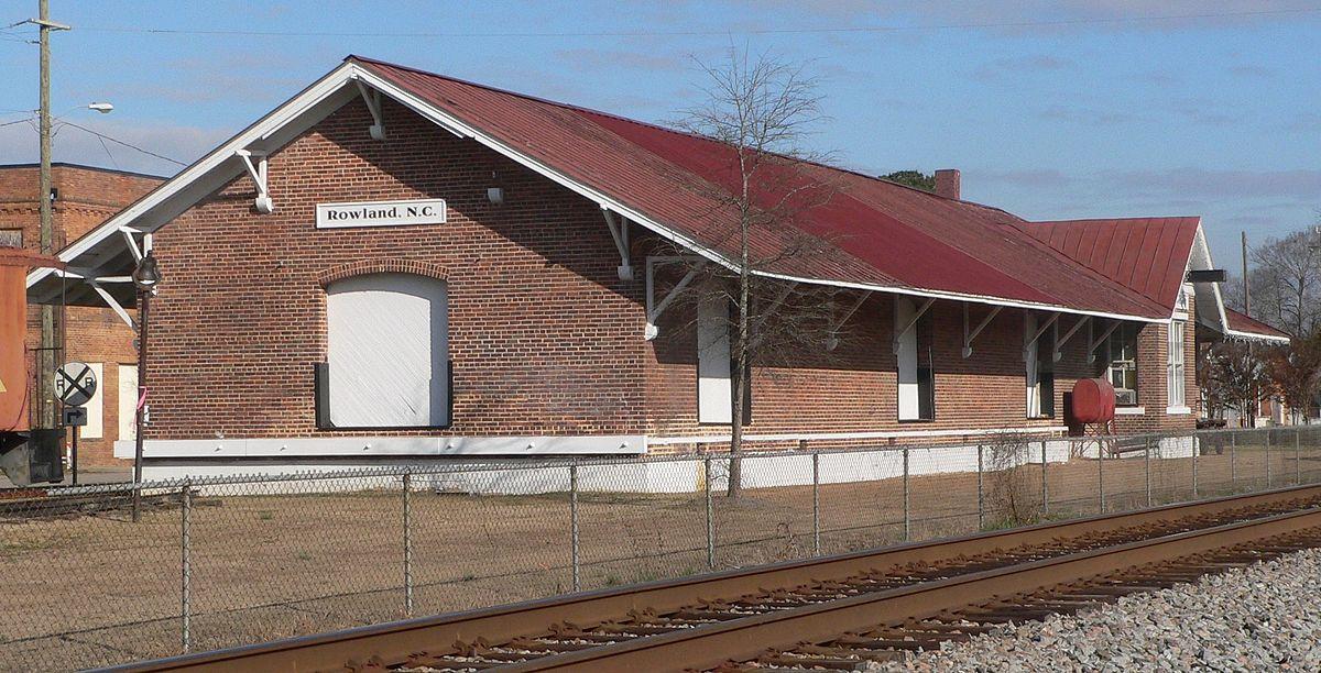 Rowland Depot Wikipedia