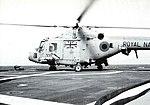 Royal Navy Westland Sea Lynx HAS.3 aboard USS Leftwich (DD-984) during the 1991 Gulf War.jpg