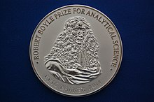 Royal Society of Chemistry - Robert Boyle Prize for Analytical Science - 2014 - Andy Mabbett - 01.JPG