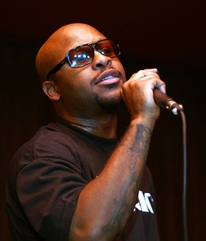 "Royce da 5'9"" - Image: Royce feeling it"