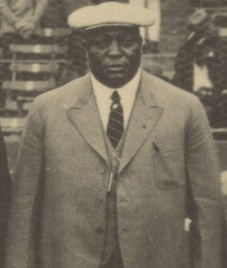 Negro National League (1920–1931) - Rube Foster, 1924, NNL League President