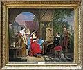 """Rubens peignant le """"Chapeau de paille"""" dans un pavillon de son jardin (Louvre, RF 1991-16).jpg"""