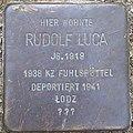 Rudolf Luca - Sierichstraße 153 (Hamburg-Winterhude).Stolperstein.crop.ajb.jpg