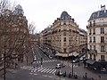Rue Michel-Chasles from Promenade plantée, 10 March 2013.jpg