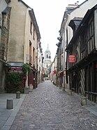 Rue saint melaine