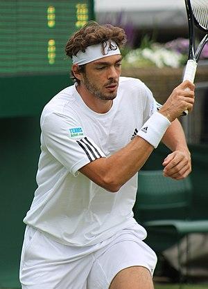 Guillaume Rufin - Guillaume Rufin, Wimbledon 2013