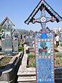 Rumunia, Sapanta, Wesoły Cmentarz DSCF7052.jpg