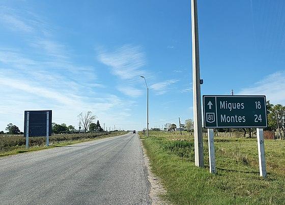 Ruta 31 (Uruguay) - Wikipedia, la enciclopedia libre