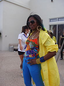 Rye Rye au WMC 2009 à Miami, Floride