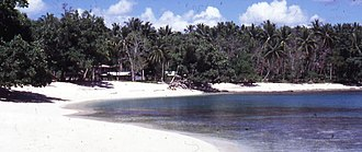 Madang Province - Beach in Madang Province