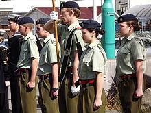 Nz Cadets