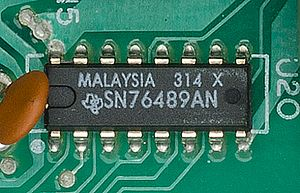 Texas Instruments SN76489