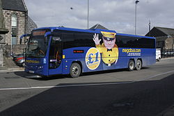 SP62 CGY at Dunfermline bus station, 05 April 2013.jpg