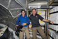 STS-133 Nicole Stott and Michael Barratt in the ATV-2.jpg
