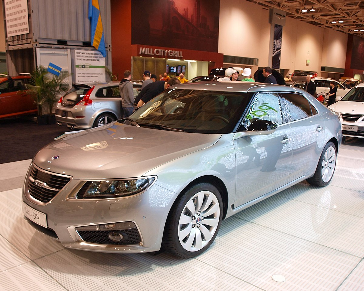 saab 9 5 wikipedia. Black Bedroom Furniture Sets. Home Design Ideas