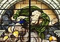 Saint-Chapelle de Vincennes - Baie 3 - L'apparition de l'ange à saint Jean, détail de Dieu (bgw17 0814).jpg