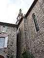 Saint-Germain d'Ardèche - Clocher côté nord.jpg