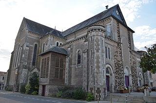 Saint-Julien-de-Concelles Commune in Pays de la Loire, France