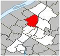Saint-Marc-sur-Richelieu Quebec location diagram.PNG