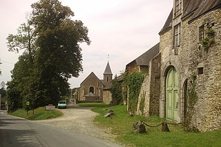 Saint-Pierre-de-Semilly Commune in Normandy, France