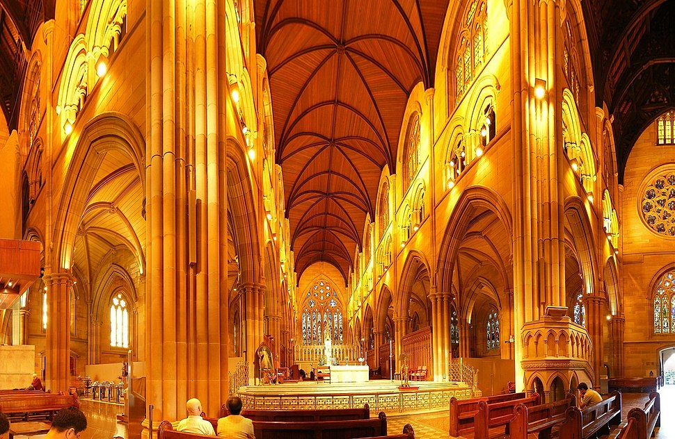 SaintMarys CathedralSydney