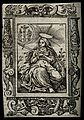 Saint Agnes. Wood engraving. Wellcome V0031508.jpg